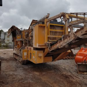 Tesab RK 1012T Crusher