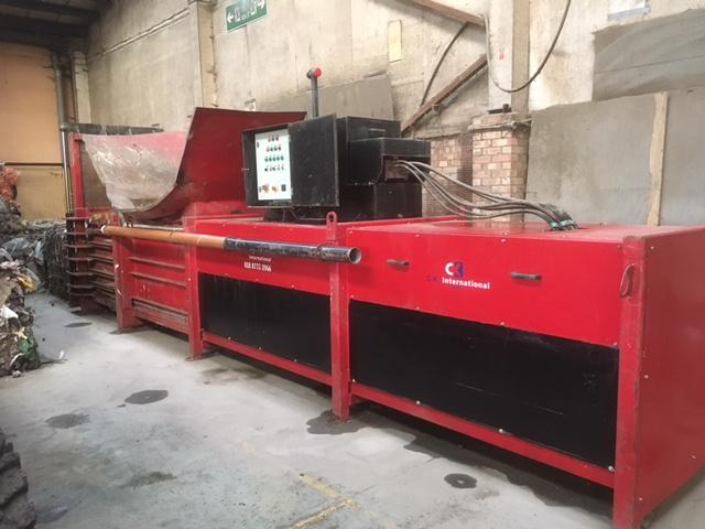 CK850 Baler