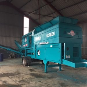 Powerscreen 511 Trommel Screener
