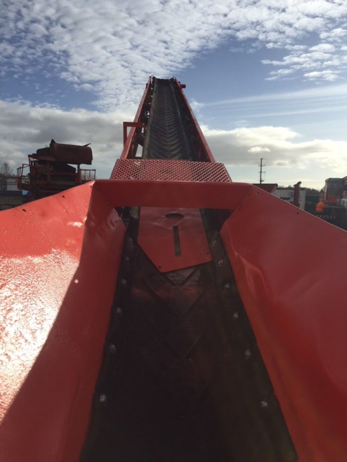 Finlay 50 32 Stockpiler Conveyor