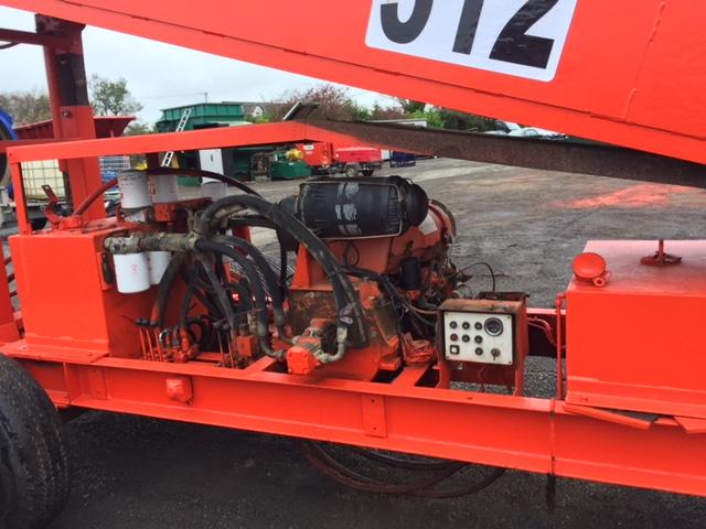 Finlay 312 Screener & Stockpiler