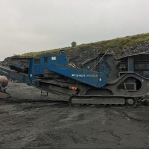 Pegson Trakpactor Crusher