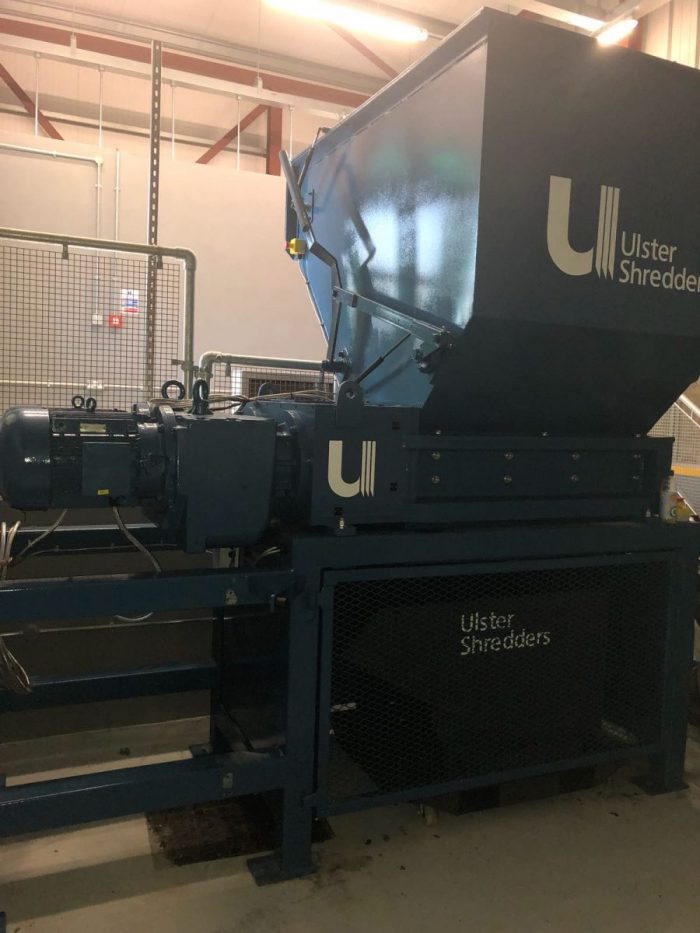Ulster Shredder U45