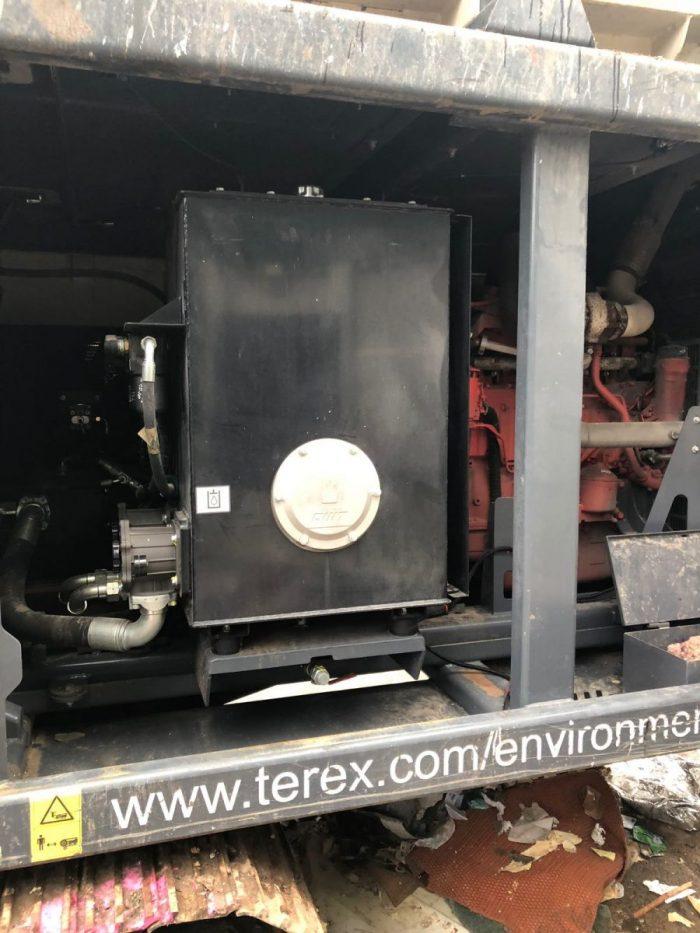 TEREX TDS820