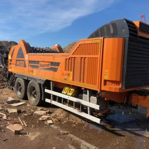 Doppstadt Shredder AK235