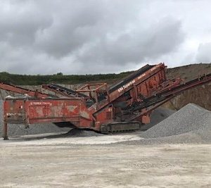 Terex Finlay 694 Screener