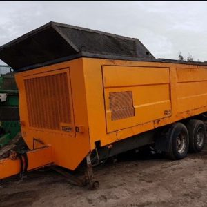 Doppstadt Shredder 2560
