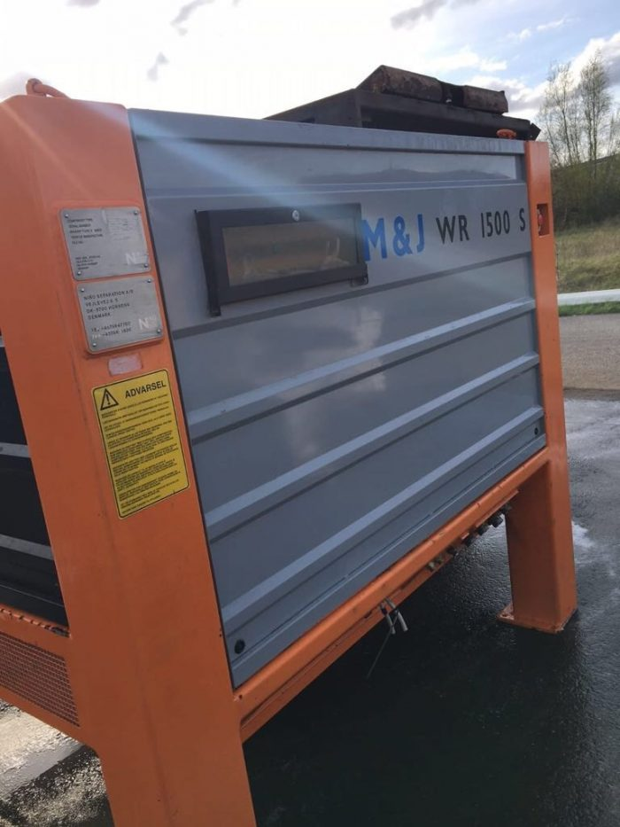 Metso WR1500