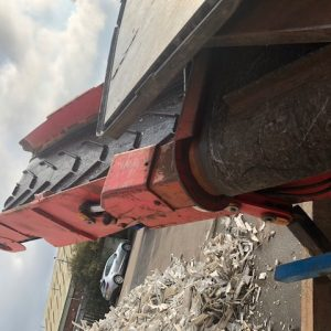 Hammel 450 HK Shredder