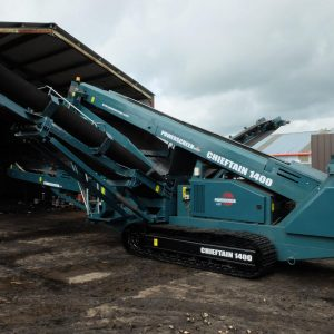 Cheiftain 1400 Screener