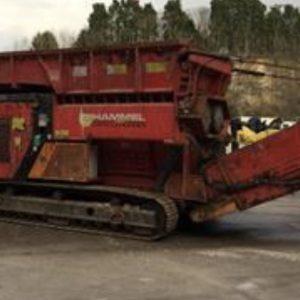 Hammel 850DK Slow Speed Shredder