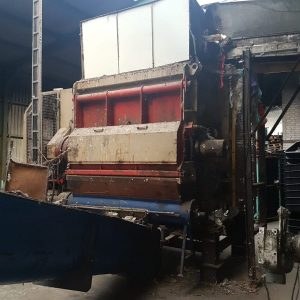 Lindner MS200 Shredder