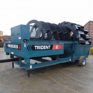 Powerscreen Trident Washer