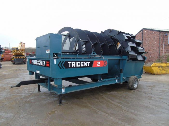 Powerscreen Trident Washer