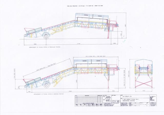 LJH Dimension Drawing
