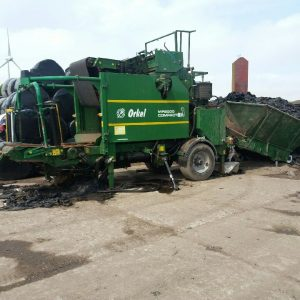 Orkel Baler MP2000