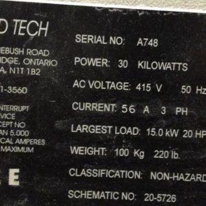 Shred Tech ST50