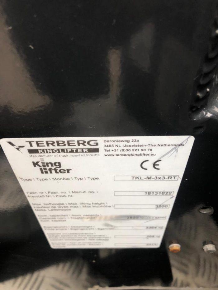 TERBERG KINGLIFTER TKL-S-3