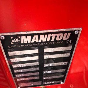 Manitou TMM 25
