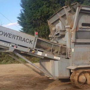 Powerscreen Powertrack